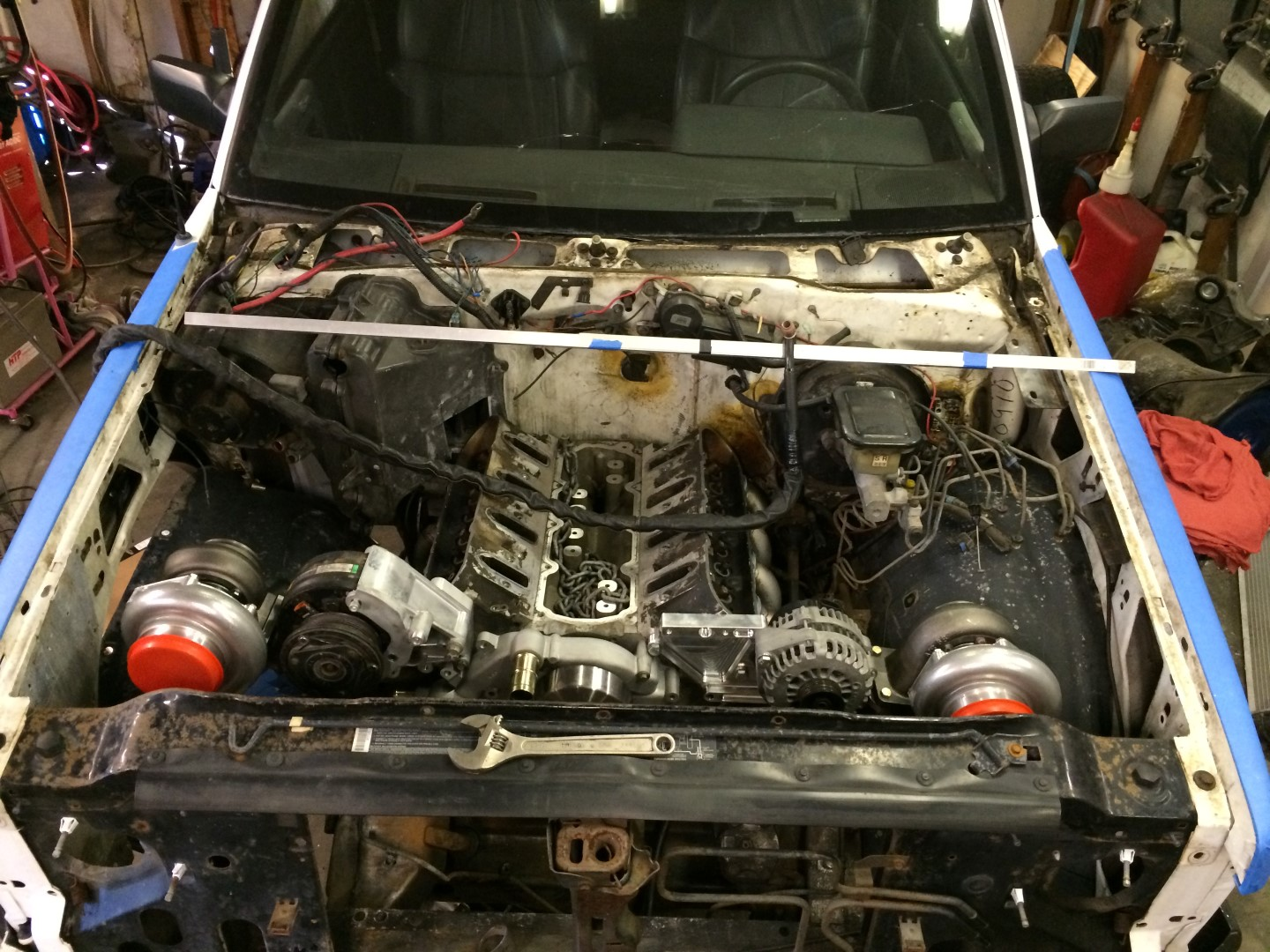 post up picts.of turbo motor bays! - Page 28 - LS1TECH - Camaro and Firebird Forum Discussion